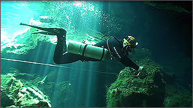 Side Mount Basic Cave Diver