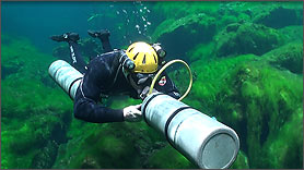 Advanced Side Mount Open Water Diver