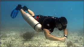Basic Side Mount Open Water Diver